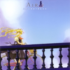 Air Movie Soundtrack , Gekijouban Air Soundtrack, Высь Фильм Соундтрек ,