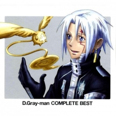 D.Gray-Man - Complete Best OST , D.Gray-Man - Complete Best OST , Грэй-мен – Лучшее ОСТ,