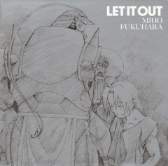 Fullmetal Alchemist Brotherhood ED2 Single, Hagane no Renkin Jutsushi ED2 Single - LET IT OUT, Стальной алхимик Братство Закрытие 2,