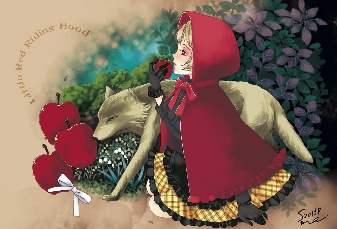 Little Red Riding Hood K I D S I N COcom - Free