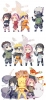 Naruto : Haruno Sakura Hatake Kakashi Sai Uchiha Sasuke Uzumaki Naruto Yamato 107329 angry animal artist bandage black eyes hair blonde blue blush book boots chibi child chinese dress gloves green grey group band happy jacket mask ninja pants pink sandals short shorts smile sweatdrop sword ^_^ картинка аниме anime picture
