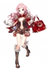 Ragnarok Online :  182870 boots gloves hairpins jewelry long hair pink red eyes smile картинка аниме anime picture