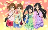 K-On! anime wallpapers - 488  картинка обои pictures wallpaper wallpapers картинки k-on! Кэйон! k-on аниме кэйон кейон девушка girl милашка девочки