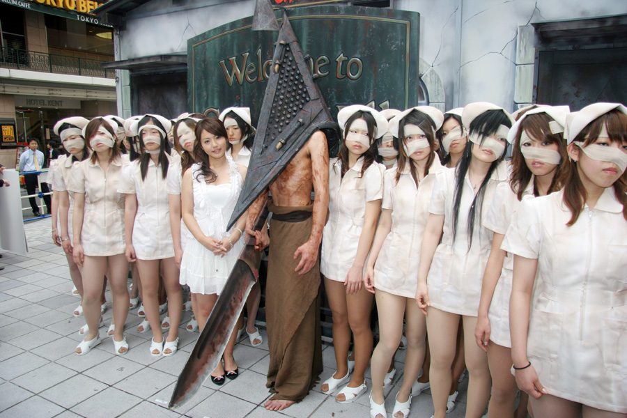 Silent, Hill, Game, Cosplay