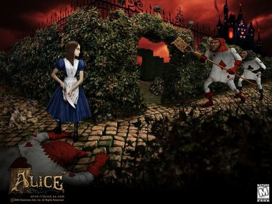 wallpaper alice5   5  wallpaper alice5   ( Game Wallpapers Alice  ) 5  wallpaper alice5   Game Wallpapers Alice  фото картинка picture photo foto art