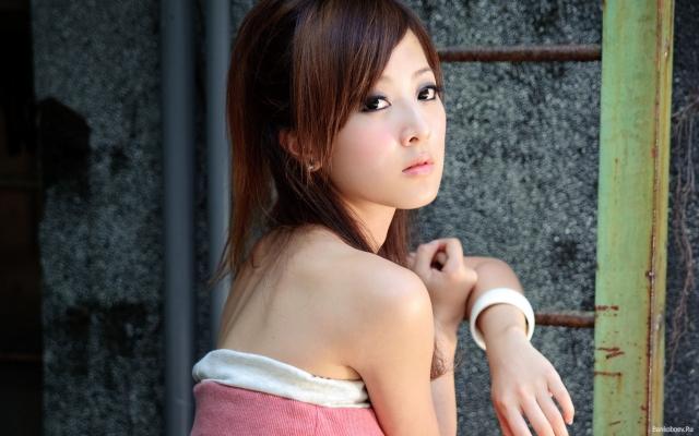 Девушки японки фото
