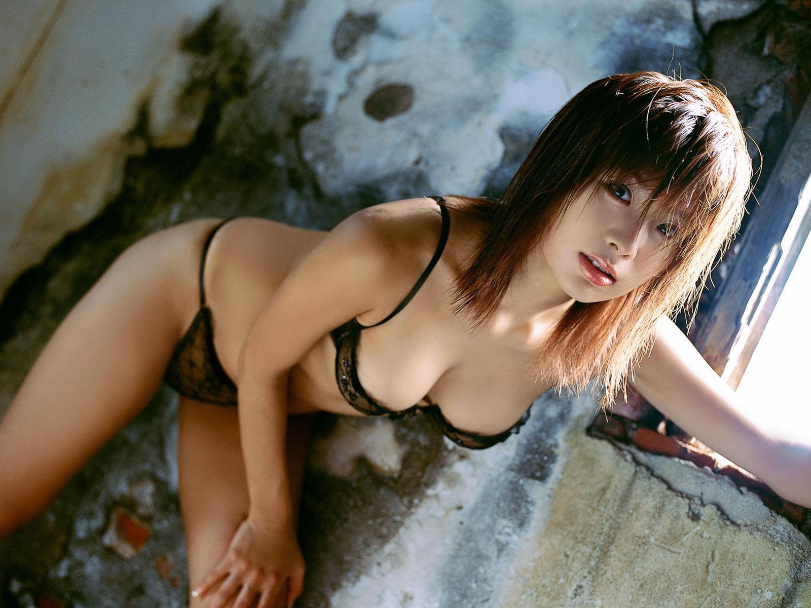 Самые красивые голые японские девушки, Голые японки - сексуальные японочки и грудастые 4 фотография