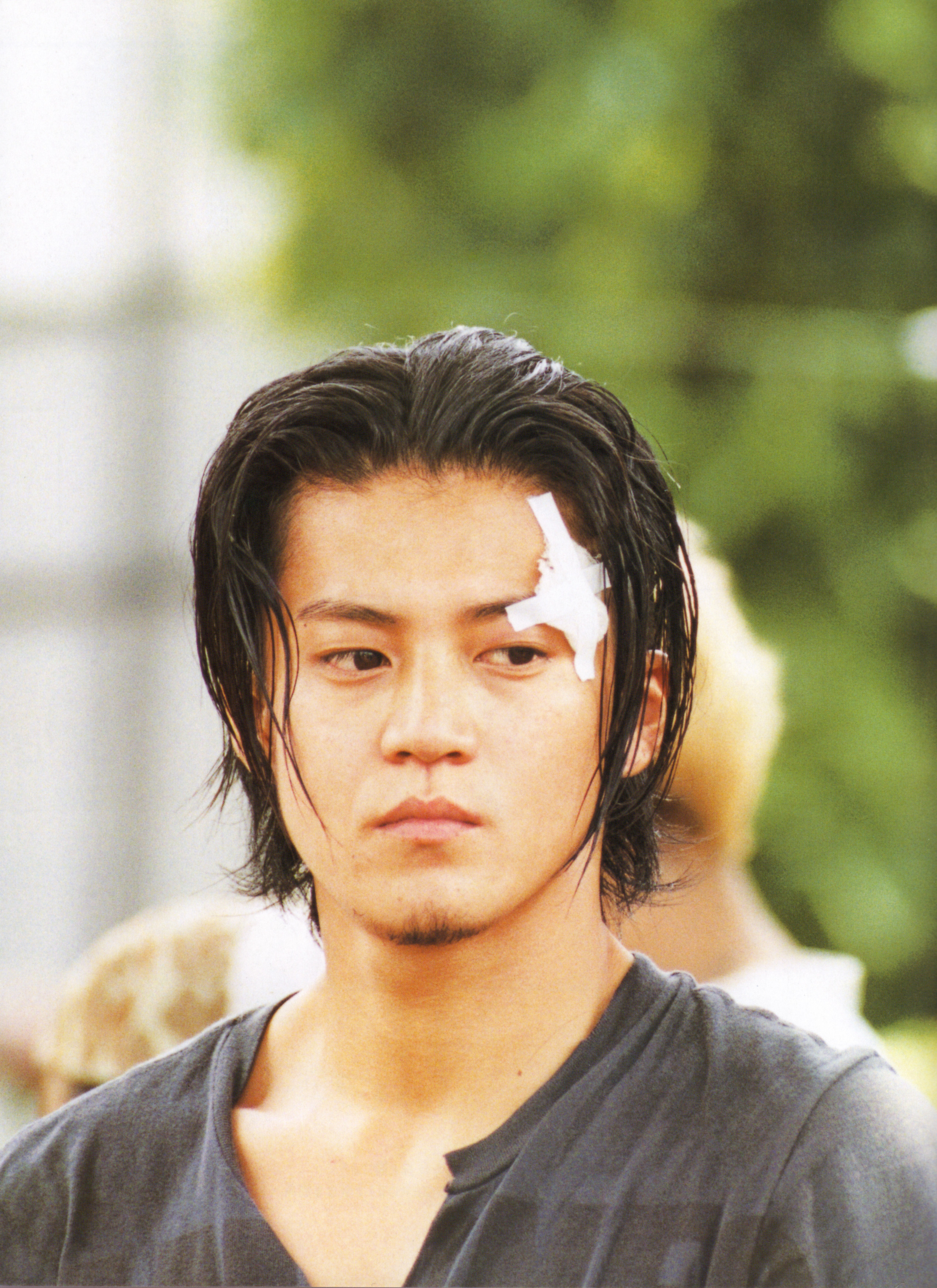 crows zero genji hairstyle
