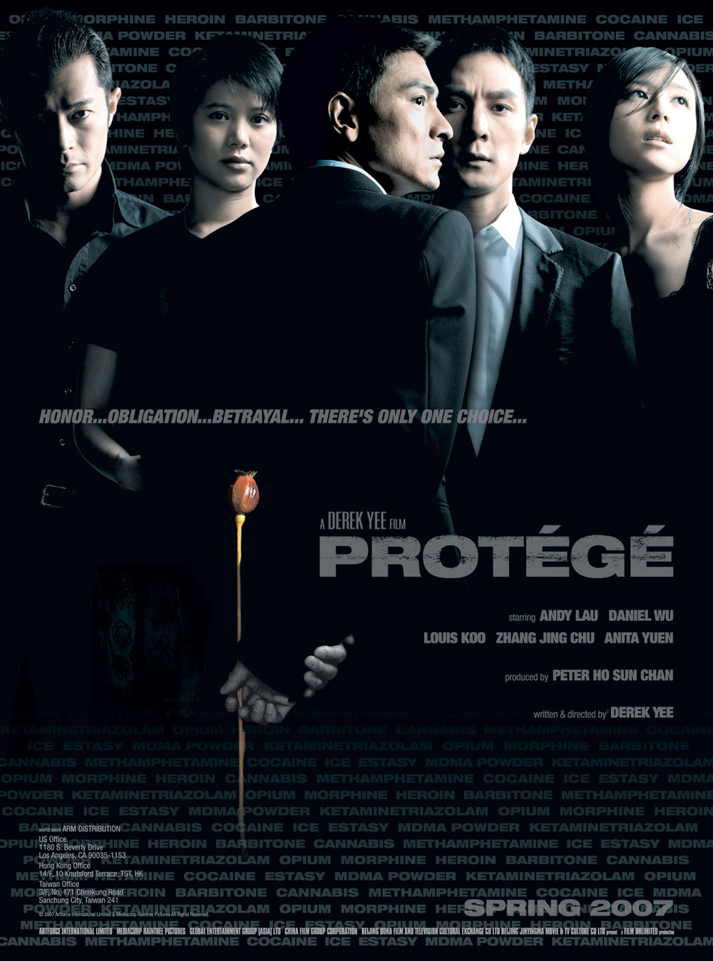 protege, poster, Movies, фото