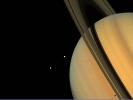 Обои космос   Saturn Close Up