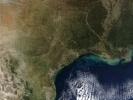 Обои космос  Texas Gulf Coast
