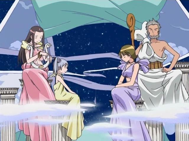Божественная, семейка, Kamisama, Kazoku