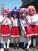 Lucky Star cosplay lucky star, cosplay