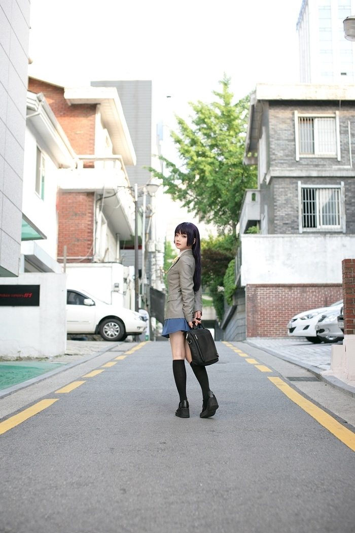 Gokou, Ruri, K, Miyuko, imouto, cosplay