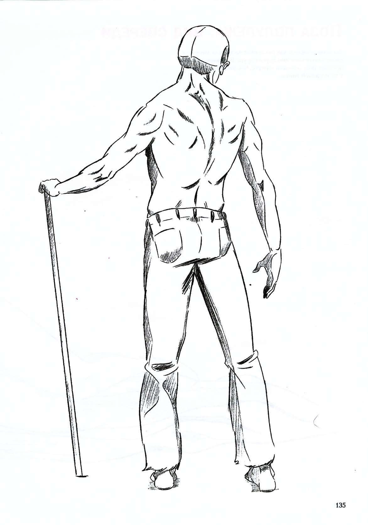 как правильно рисовать аниме карандашом: