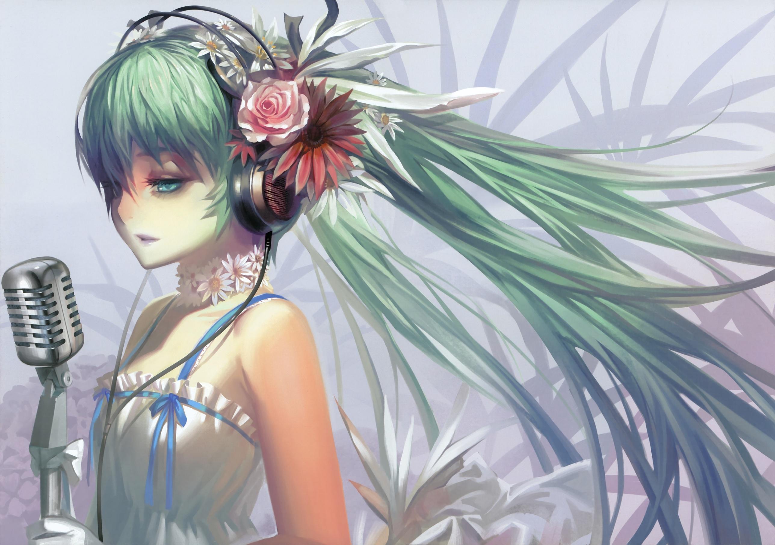 Vocaloid, Hatsune, Miku, Wallpaper, вокалоид, Хатсуне, Мику, обои, на, рабочий, стол, скачать, бесплатно, Wallpapers