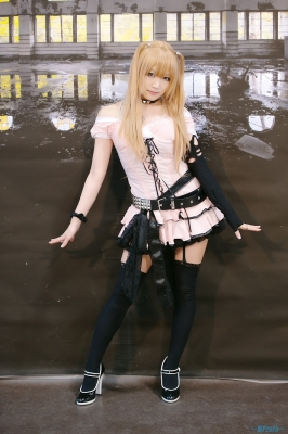 Amane Misa by Iori 022   Death Note тетрадь смерти cosplay