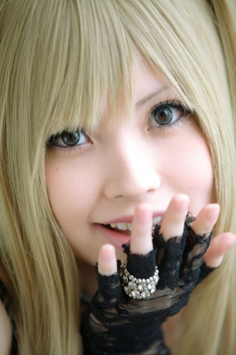 Amane Misa by Soubi zero  Death note cosplay тетрадь смерти косплей