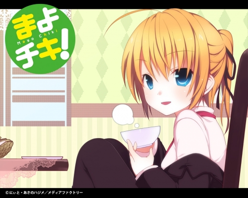 Mayo Chiki! Mayo Chiki! anime wallpaper pictures аниме обои