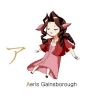 Katakana - A - Aeris Gainsborough Katakana иероглиф