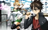 Highschool of the dead 073 Highschool of the dead wallpaper