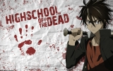 Highschool of the dead 068 Highschool of the dead wallpaper