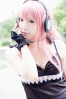 Megurine Luka butterfly by Ibara 003   Megurine Luka Cosplay Vocaloid Вокалоид