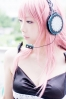 Megurine Luka butterfly by Ibara 001   Megurine Luka Cosplay Vocaloid Вокалоид