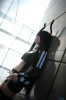Black Gold Saw by Kohki 003  Black Rock Shooter cosplay