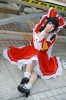 hakurei reimu by ema touhou cosplay pictures косплей фото