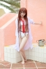 makise kurisu by hiokichi Steins Gate Cosplay pictures врата штейна косплей фото