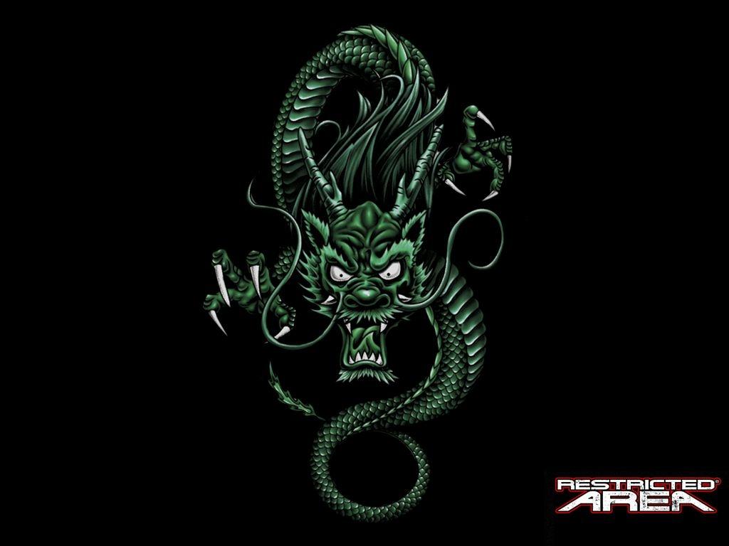 дракон, Unknown, anime, wallpapers, |, Аниме, обои, без, названия