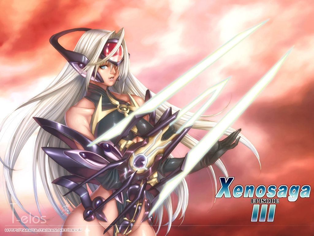 Characters xenosaga episode i manga kitsu
