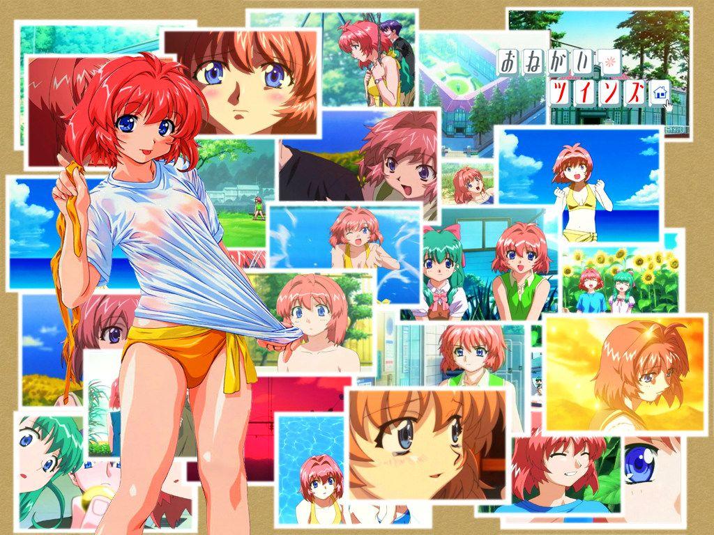 Please, Twins12, Twins, аниме