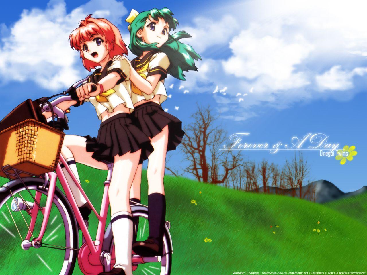 Please, Twins13, Twins, аниме