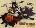 Trick or Treat? Naruto Sasuke