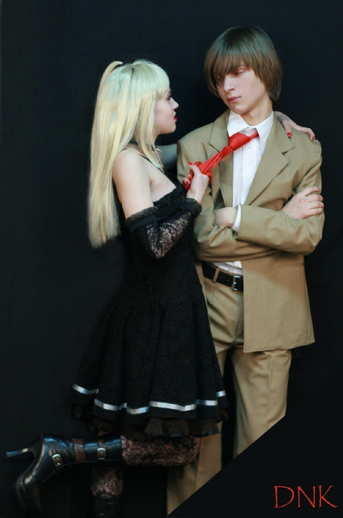 Death, Note, Cosplay