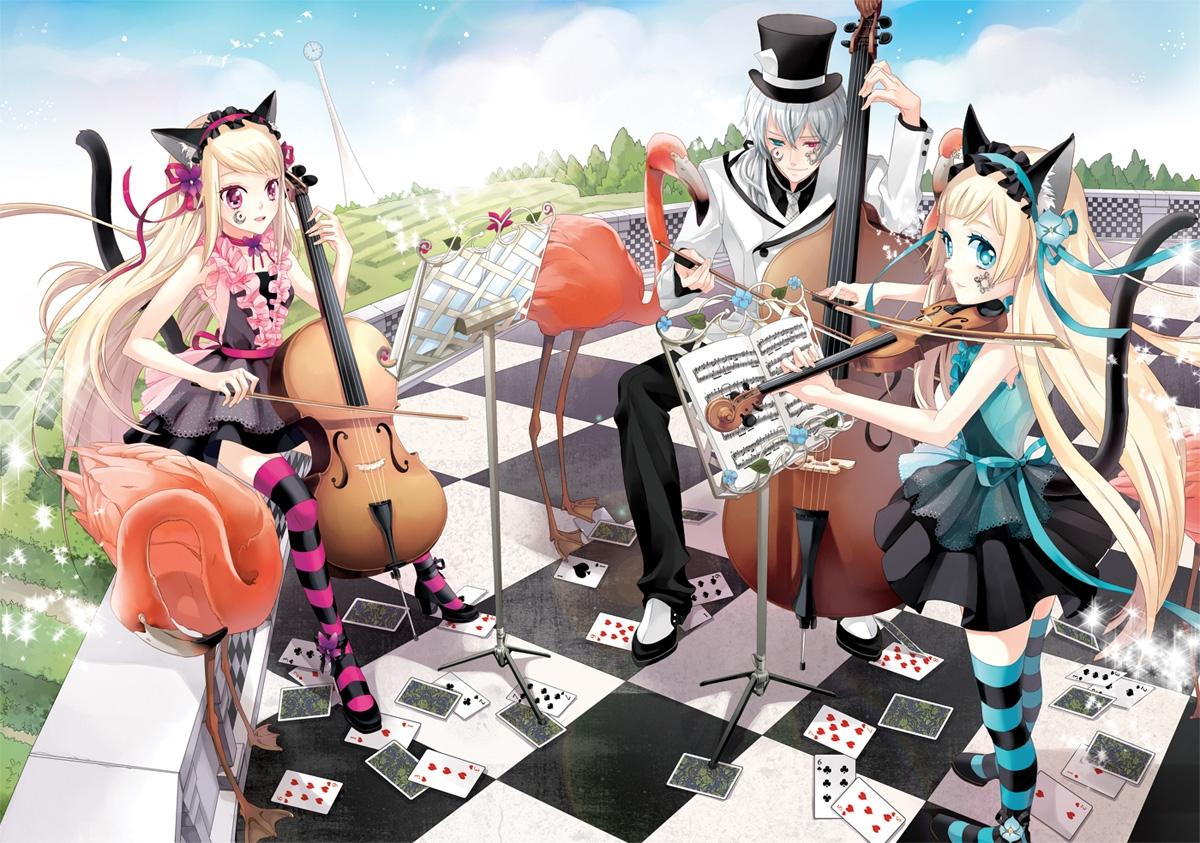 Unknown, anime, wallpapers, |, Аниме, обои, без, названия