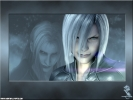 Sephiroth and Kadaj Final Fantasy