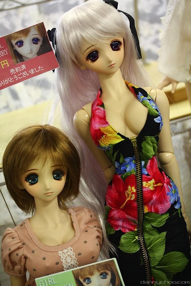 Кукла, Dollfie