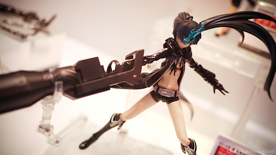 Black, Rock, Shooter, Anime, figures, -, Аниме, фигурки, статуэтки