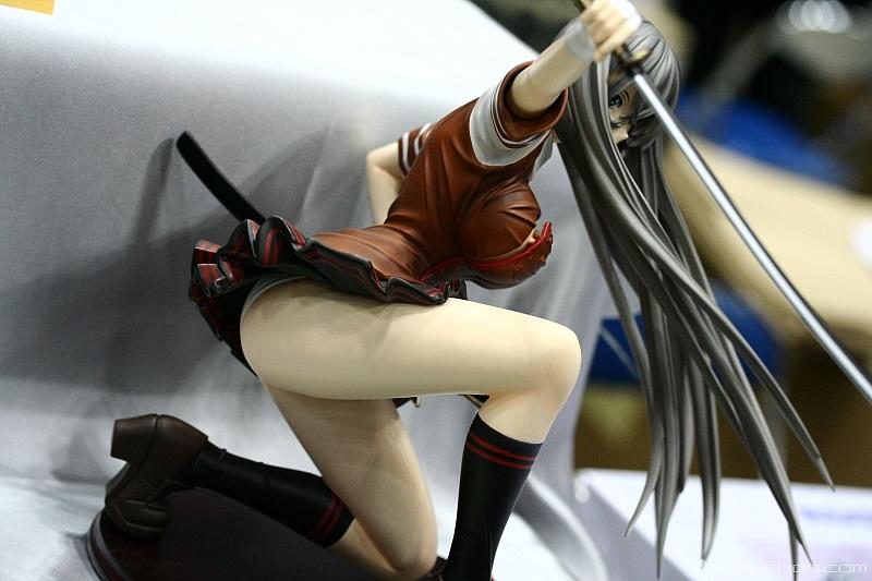 Ikkitousen, Anime, figures, Аниме, фигурки, статуэтки