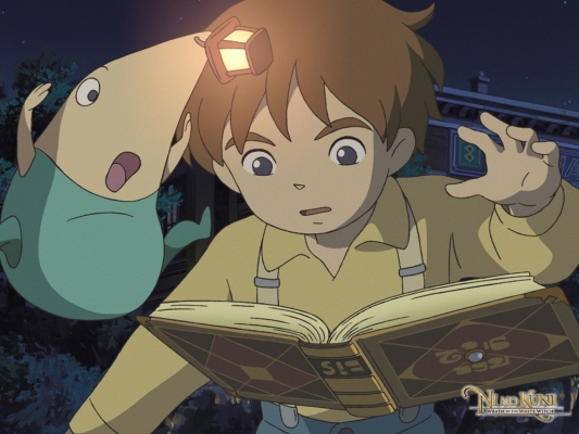 Ni no Kuni wallpaper 1024x768 02 Ni no Kuni NinoKuni The Another World