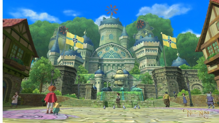 Ni no Kuni wallpaper 1920x1080 03 Ni no Kuni NinoKuni The Another World