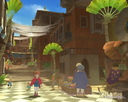 Ni no Kuni wallpaper 1280x1024 05 Ni no Kuni NinoKuni The Another World