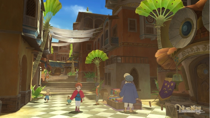 Ni no Kuni wallpaper 1920x1080 05 Ni no Kuni NinoKuni The Another World