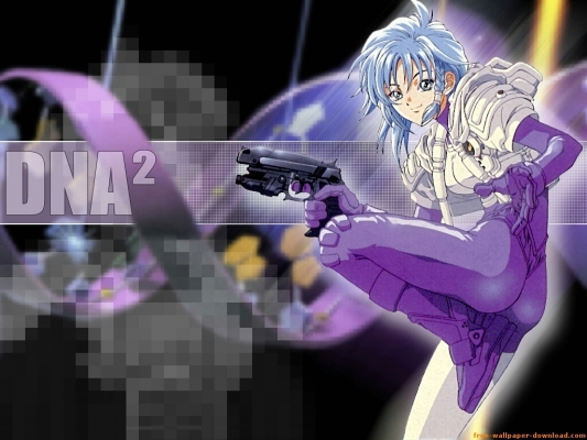 DNA 2 - 2 DNA 2 anime wallpapers аниме обои