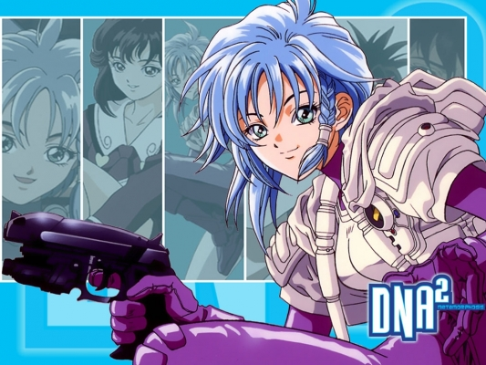 DNA 2 - 3 DNA 2 anime wallpapers аниме обои