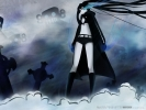 Black Rock Shooter 01 Anime Black Rock Shooter Аниме