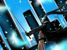 Black Rock Shooter 08 Anime Black Rock Shooter Аниме